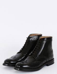 Gatcombe High Brogue Boots