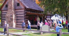 Hatfield-McCoy area in WV.  Things to see.