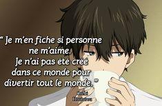 Anime Chibi, Anime Manga, Motivational Quotes, Inspirational Quotes, Anime Family, Manga Quotes, Hyouka, Karma, Positive And Negative