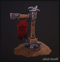 Show your hand painted stuff, pls! - Page 44 — polycount