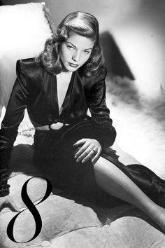 The subject of the Museum at FIT's upcoming exhibition was instantly recognizable with her finger-waved hair, silky pantsuits and cut-out dresses. She appeared on BAZAAR's cover when she was just 16, in 1943.   - HarpersBAZAAR.com