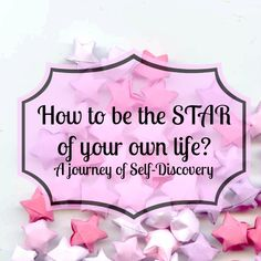 Need help starting an essay about self discovery?