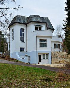 Rudolf Steiner Architektur haus zu den 7 zwergen an der dorneckstrasse erbaut 1929