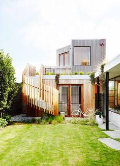 Concrete House 1 by Auhaus Architecture