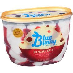 Blue Bunny™ Banana Split Ice Cream 46 fl. oz.