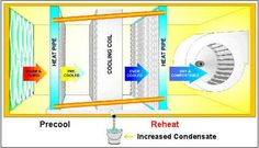 Thermally Activated Technologies in Dehumidifiers