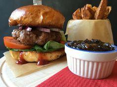 Fördős Zé féle Házi Burger – Serpenyő Virtuóz Blog Hamburger, Ethnic Recipes, Blog, Hamburgers, Blogging, Burgers