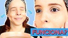 Testando Tecnica Coreana Jamsu - Makeup, Korean, Beauty, Beleza, Maquiagem, Pele perfeita, Dicas, Receita Caseira, Amido de Milho, Água Gelada