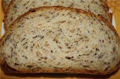 Пшеничный зерновой хлеб на закваске