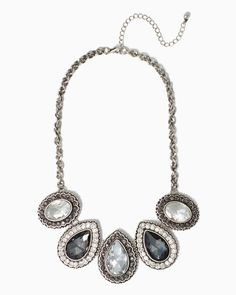 charming charlie | Victorian Age Statement Necklace | UPC: 450900345624 #charmingcharlie
