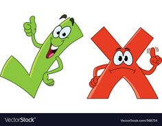 Find Tick Cross Cartoon stock images in HD and millions of other royalty-free stock photos, illustrations and vectors in the Shutterstock collection. Thousands of new, high-quality pictures added every day. Kids Cartoon Characters, Cartoon Kids, School Library Displays, Classroom Birthday, Future Classroom, Boarder Designs, Instagram Words, Page Decoration, Computer Basics