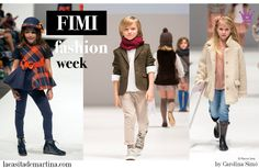 ♥ FIMI KIDS FASHION WEEK 2 ♥ Tendencias MODA INFANTIL Otoño Invierno 2015/16