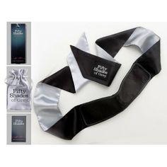 Masca esarfa saten All Mine Fifty Shades of Grey   Sexshop Xtoys.ro