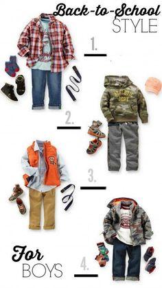 Outfit ninos