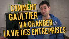 Comment Gaultier va CHANGER la VIE des entreprises (Ces entrepreneurs qui changent la France) https://www.youtube.com/watch?v=JWmUaXUpKAM ;) #octobat #startup #business #entrepreneuriat #entrepreneur #facturation