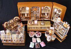 Elegant Chocolate Shop | Flickr - Photo Sharing!