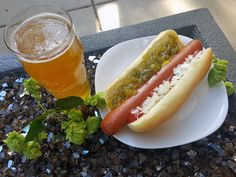 Craft Beer & Hot Dog Pairings - The Growler Guys Warehouse Club, Beer Pairing, End Of Summer, Craft Beer, Continue Reading, Hot Dogs, Ale, Chill, Drinking