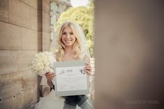 Wedding certificate made by Celebrant in Paris