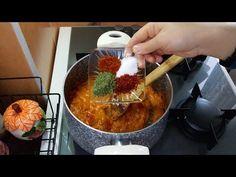 DİKKAT 📣 BU ÇORBA BAĞIMLILIK YAPIYOR - BİR KASE ASLA YETMEZ -Becerikli Anne - YouTube Soup Recipes, Dinner Recipes, Arabic Food, Chana Masala, Food And Drink, Make It Yourself, Ethnic Recipes, Youtube, Middle East