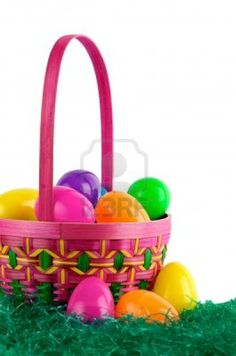 Instead of filling your child's basket with candy, check out these 65 Non-Candy Easter Basket Ideas - Sugar, Spice and Family Life Easter Egg Basket, Easter Eggs, Hoppy Easter, Easter Gift, Easter Projects, Easter Crafts, Easter Printables, Easter Activities, Easter Celebration