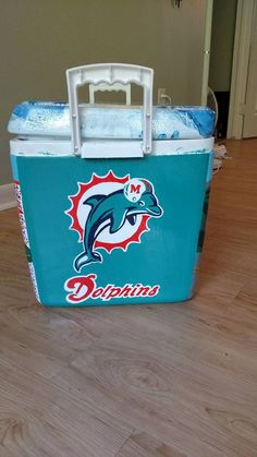 Miami Dolphins Cooler