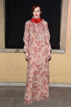 Karen Elson Design: Gucci