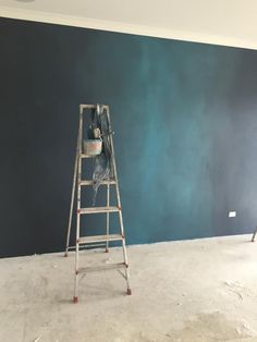 Love This, Graduating wall in Porter's Paints Whale watching, Mariner & Sea breeze! Paint Color Schemes, Paint Colors, Whale Watching, Paint Cans, Interior Paint, Stone Painting, Industrial Design, Color Inspiration, Cosy