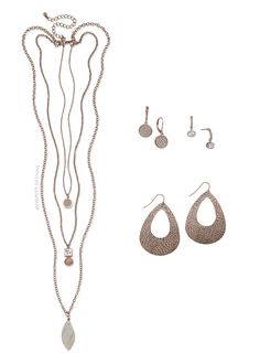 Blush Necklace & Earrings_Rose Bud Earrings & Copper Moon Earrings .............................................. Premier Designs 2016-2017 New line of High Fashion Jewelry! See the entire line @ www.MaryLeeFL.mypremierdesigns.com  .......................................................................  PM me @ https://www.facebook.com/Premier-Designs-with-Mary-Lee-1050451088383327/