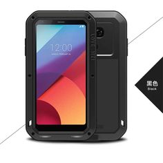 1729b680069 LOVE MEI Shockproof Dirtproof Snowproof Life-waterproof Resistant Metal  Armor Aluminum Silicon Cover Case for
