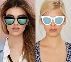 Sunglasses 2018 | Mirrored sunglasses