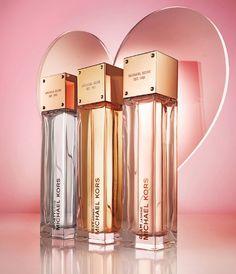 Romantic scents by Michael Kors