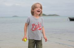 Brilliantly British: Summer style for kids