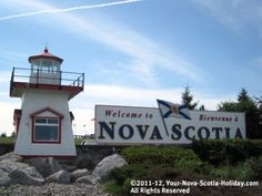This is your welcome Lighthouse when you arrive in Nova Scotia from New Brunswick. My advice is to stop at the Visitor Information Centre located here.  It is awesome and the folks are friendly and very helpful!