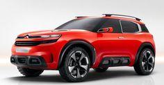Apresentado em Abril no último Salão do Automóvel de Xangai, o Citroën AirCross Concept deve dar origem a segunda geração do C4 AirCross,...