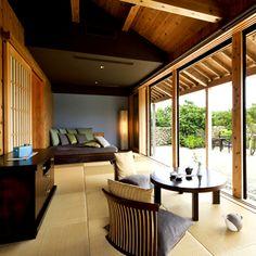 風の家琉球畳客室タイプ