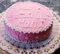 A puncstortánk akkor lesz a legfinomabb, ha hagyjuk az ízeket összeérni. Ajánlatos a tortát tálalás előtt legalább egy nappal elkészíteni.Ebben a puncstorta receptben egy 26 cm átmérőjű torta hozzávalóit és elkészítését Cute Cakes, Cakes And More, Baking, Food, Birthday Cakes, Merry, Decorating Cakes, Recipes, Candy