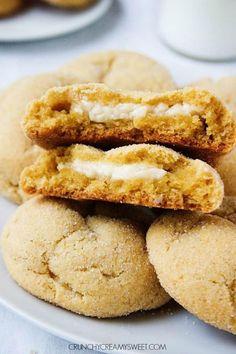 Snickerdoodle Scones #cookiessnickerdoodle