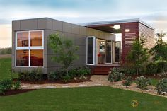 Home Design: Awesome Shipping Container Home Designs Container House Design Plans Container House Design Malaysia, Alluring Container House Design Container House Design Floor Plans. Prefab Modular Homes, Prefab Shipping Container Homes, Shipping Container Home Designs, Container House Design, Shipping Containers, 40ft Container, Building A Container Home, Container Buildings, Container Architecture