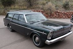 Bid for the chance to own a 1966 Ford Ranch Wagon at auction with Bring a Trailer, the home of the best vintage and classic cars online. Ford Classic Cars, Best Classic Cars, Classic Cars Online, Car Ford, Ford Trucks, Wagons For Sale, Car Station, Ford Ltd, Audi