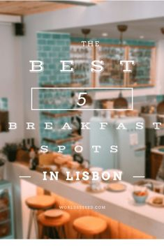 best places in portugal Breakfast ist the most important meal of the day, and also the best. It's time to celebrate this time of the day with some of the best breakfast spots in Best Places In Portugal, Visit Portugal, Spain And Portugal, Portugal Vacation, Portugal Travel Guide, Portugal Trip, Italy Vacation, Europe Travel Tips, European Travel