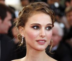 Celebrity Makeup Breakdown: Natalie Portman at 2008 Cannes Film Festival - Makeup For Life