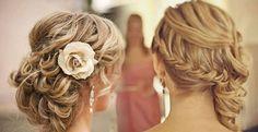 Peinados para una boda para pelo largo, liso y rizado: fotos