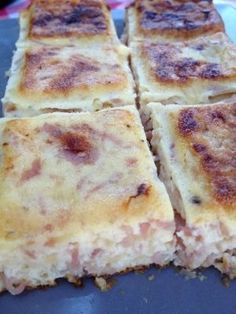 Quiche without pasta - Rachel cuisine - Rowen Killimister Plats Weight Watchers, Weight Watchers Snacks, Weight Warchers, Mexican Soup Recipes, Low Carb Quiche, Quiche Recipes, Best Homemade Pizza, Pasta, Sweet Recipes