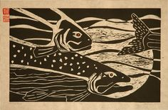 Neely Chinook Moon woodcut 20 X 26 $185.jpg