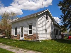 Home for Sale - 122 St. John Street, Cannington, ON L0E 1E0 - MLS� ID 1340481/N2631653 Shed, Outdoor Structures, Street, Home, Ad Home, Homes, Walkway, Haus, Barns