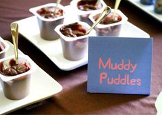 Peppa Pig Party Muddy Puddles Snack
