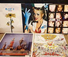This was my middle school playlist #vinyl #vinylchallenge #vinyljunkie #vinyloftheday #vinyligclub #vinylcollection #vinylporn #vinyladdict #nowplaying #nowspinning #music #deadformat #myvinylstop #vinylfeatures #vinylgen_feature #recordcollectionpost #vinylcollectionpost #vinyladdiction #recordcollection #405favalbum #recordplayer #turntable #blink182 #greenday #jimmyeatworld #sum41 #relientk #throwback by grantkraacker