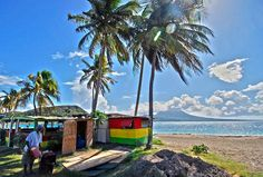 Lion Rock Beach Bar, St. Kitts - A Photographic Tour