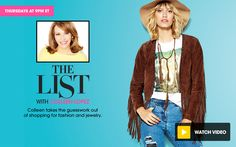 The List with Colleen Lopez | HSN