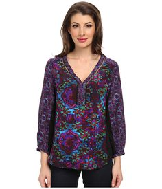 Nanette Lepore Basilica Blouse - Made in the USA